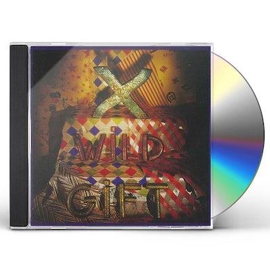 X WILD GIFT CD