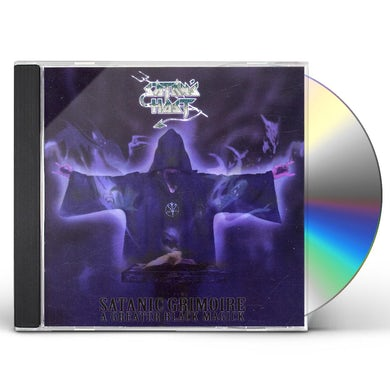 Satan'S Host SATANIC GRIMOIRE: A GREATER BLACK MAGICK CD