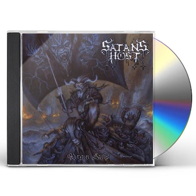 Satan'S Host VIRGIN SAILS CD