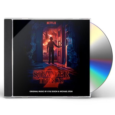 Kyle Dixon STRANGER THINGS 2 - Original Soundtrack CD