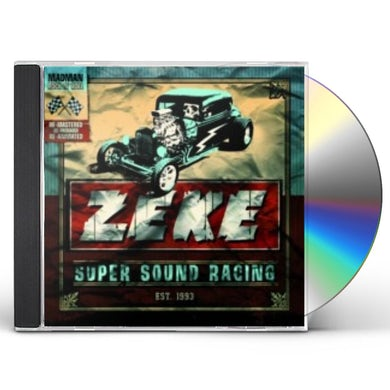 Zeke SUPER SOUND RACING CD