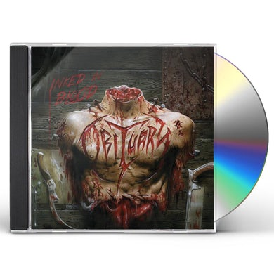 Obituary INKED IN BLOOD CD