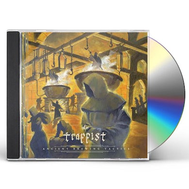 Trappist ANCIENT BREWING TACTICS CD