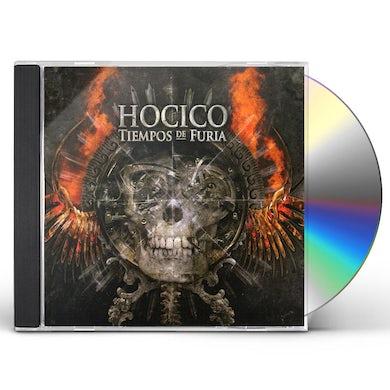 Hocico TIEMPOS DE FURIA CD