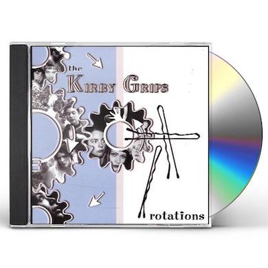 Kirby Grips ROTATIONS CD