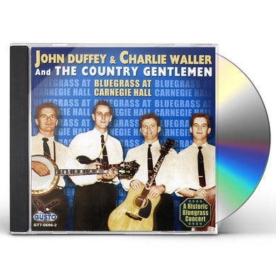 Country Gentlemen BLUEGRASS AT CARNEGIE HALL CD