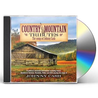 Jim Hendricks COUNTRY MOUNTAIN TRIBUTES: SONGS OF JOHNNY CASH CD