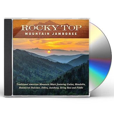 Jim Hendricks ROCKY TOP: MOUNTAIN JAMBOREE CD
