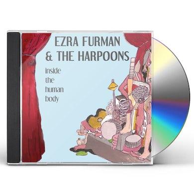 Ezra Furman & The Harpoons INSIDE THE HUMAN BODY CD