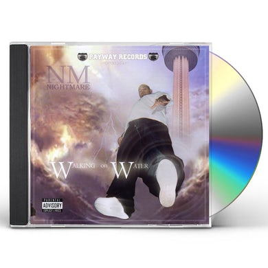 Nightmare WALKING ON WATER CD