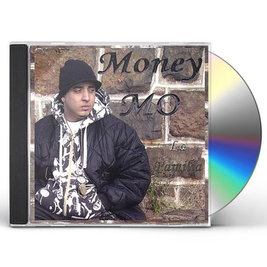 Money Mo LA FAMILIA CD
