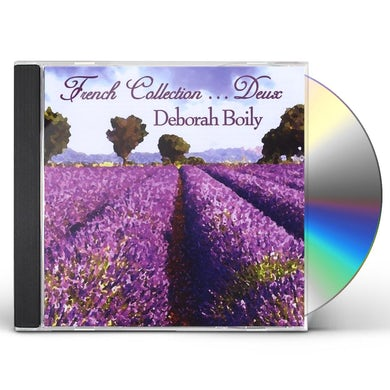 Deborah Boily FRENCH COLLECTIONDEUX CD