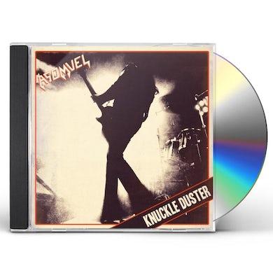 Asomvel KNUCKLE DUSTER CD
