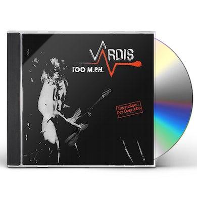 VARDIS 100MPH CD