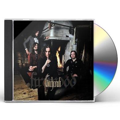 Witchcraft FIREWOOD CD