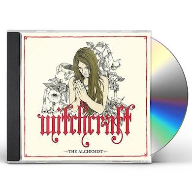Witchcraft ALCHEMIST CD