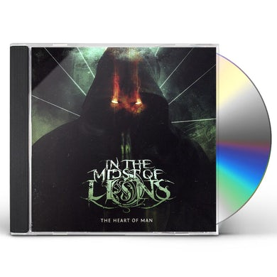 In The Midst Of Lions HEART OF MAN CD