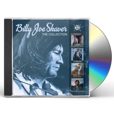 Billy Joe Shaver COLLECTION CD