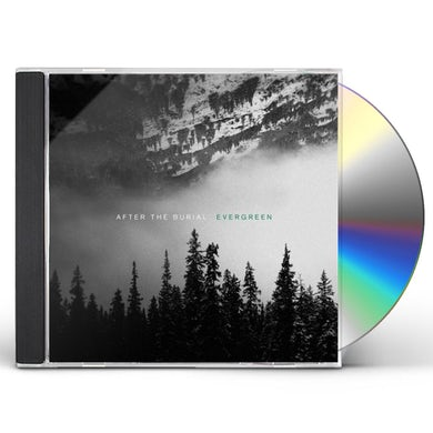 After The Burial Evergreen CD