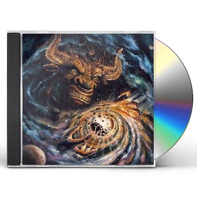 Monster Magnet MILKING THE STARS: A RE-IMAGINING OF LAST PATROL CD
