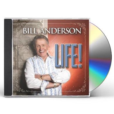 Bill Anderson LIFE CD