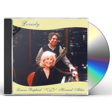Lenore Raphael LOVERLY CD