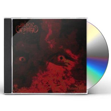 MORK GRYNING Return Fire CD