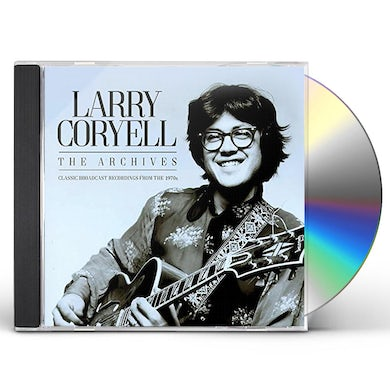 Larry Coryell ARCHIVES CD