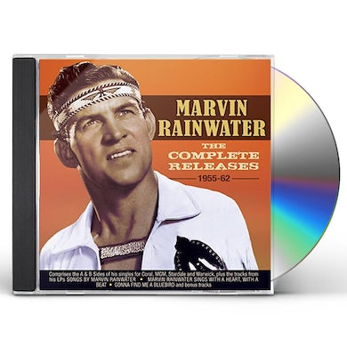 Marvin Rainwater COMPLETE RELEASES 1955-62 CD
