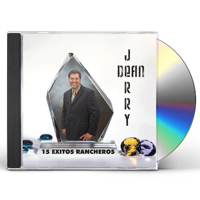 Jerry Dean 15 EXITOS RANCHEROS CD