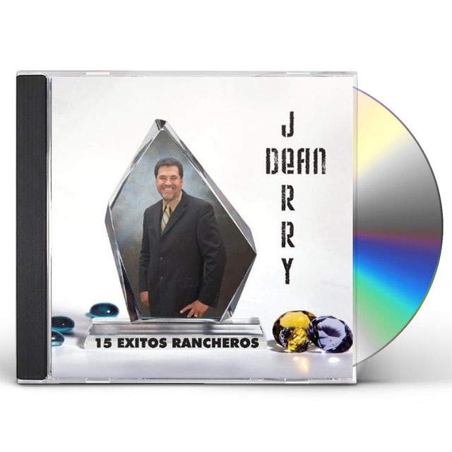 Jerry Dean 15 EXITOS RANCHEROS CD