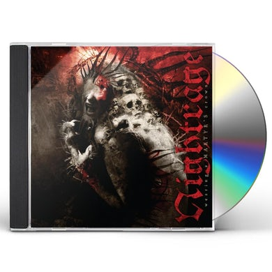 Nightrage WEARING A MARTYR'S CROWN CD