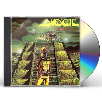 Budgie NIGHTFLIGHT CD