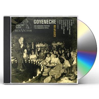 Roberto Goyeneche NO AFLOJES CD
