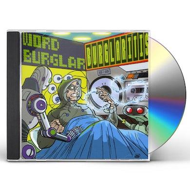 Wordburglar BURGLARITIS CD