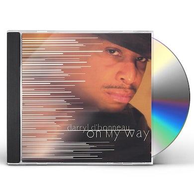 Darryl D'bonneau ON MY WAY CD