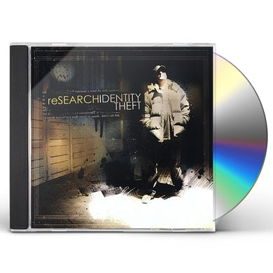 Research IDENTITY THEFT CD