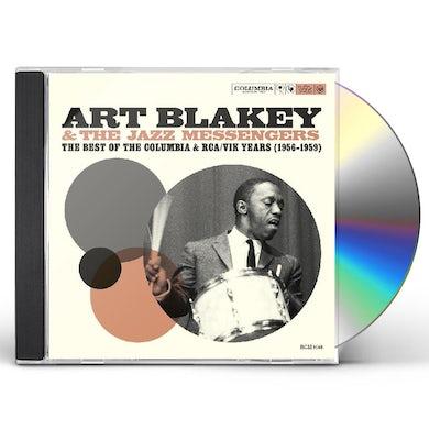 Art Blakey / Jazz Messengers BEST OF THE COLUMBIA & RCA/VIK YEARS (1956-1959) (2CD) CD