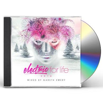 Gareth Emery ELECTRIC FOR LIFE 2016 CD