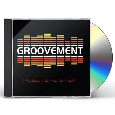 Groovement POSITIVE STEP CD