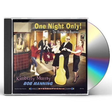 Kimberly Murray ONE NIGHT ONLY CD