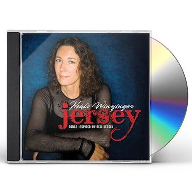 Heidi Winzinger JERSEY CD