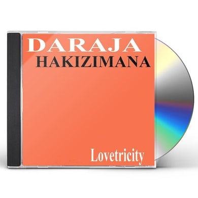 Daraja Hakizimana LOVETRICITY CD