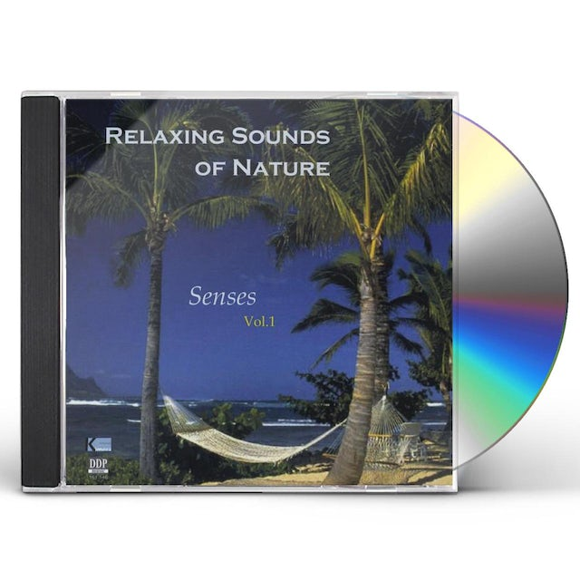 Relaxing Sounds Of Nature SENSES CD