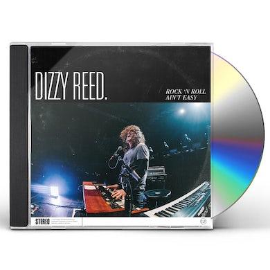 Dizzy Reed ROCK 'N ROLL AIN'T EASY CD