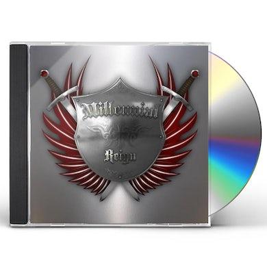 MILLENNIAL REIGN CD