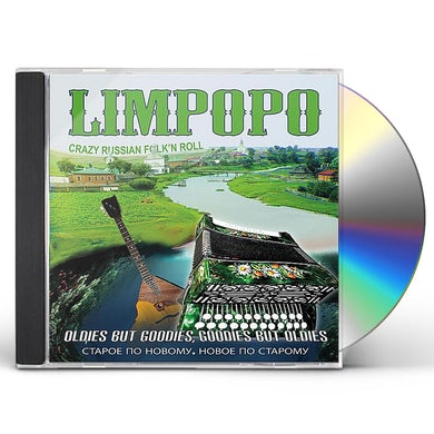 Limpopo OLDIES BUT GOODIES GOODIES BUT OLDIES CD