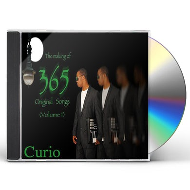CURIO MAKING OF 365 ORIGINAL SONGS 1 CD