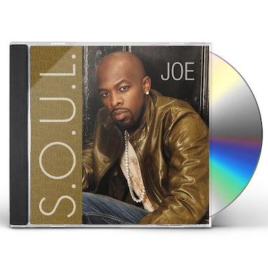 Joe S.O.U.L CD