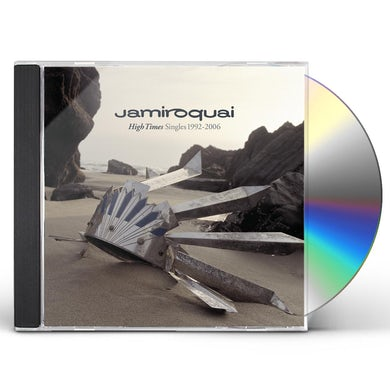 Jamiroquai HIGH TIMES: SINGLES 1992-2006 CD